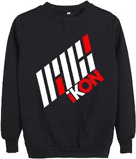 babyHealthy IKON Japanese Concert Ikoncert Same Sweater BI Bobby Chan Woo Jacket Pullover