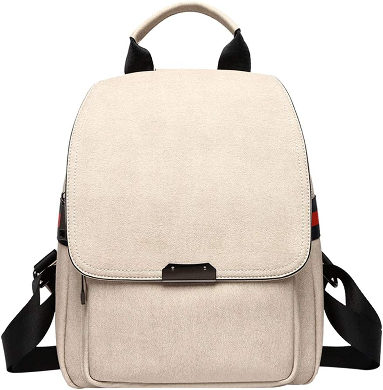 Creative Pu Backpack Female Fashion Large Capacity Versatile Backpack Female