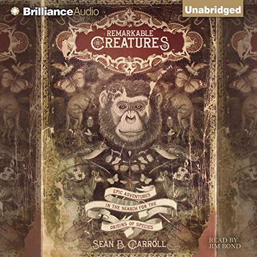 Remarkable Creatures  By  cover art