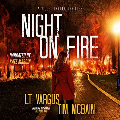 Page de couverture de Night on Fire
