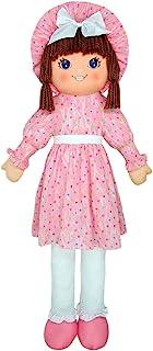 دمية لعب سويتي ماين جيدة الصنع بحجم كبير للاطفال من انيكو، بطول 43 انش، لون زهري