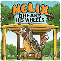 Helix Breaks His Wheels