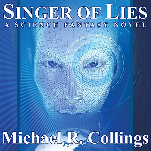 Singer of Lies audiobook cover art