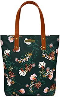 DailyObjects Women's Tote Bag (Multicolored)