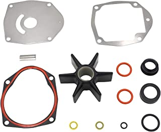 GHmarine Water Pump Impeller Kit Replacement for Mercruiser Alpha One Gen 2 47-43026Q06