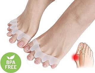 separador de dedos del pie