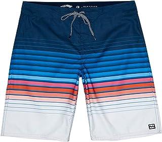"""BILLABONG Men's All Day Stripe 20"""" Board Shorts"""