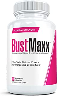 BustMaxx: The Most Trusted Breast Enhancement Pills | Natural Breast Enlargement and..