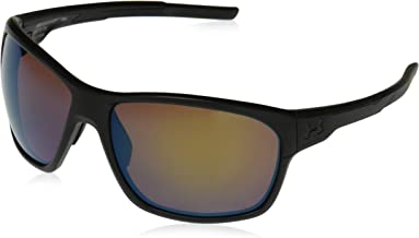نظارة شمسية بتصميم كات اي من فاشون تي في للنساء - اطار بلون اسود، عدسات بلون اسود