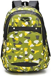 SHUB Waterproof Nylon Fabric Boys School Bags Backpack For Teenagers Pencil Case Blue Book Bag Boy
