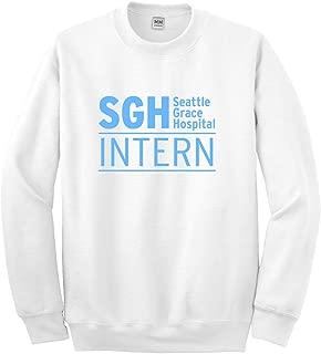 Intern Seattle Grace Hospital Unisex Adult Sweatshirt