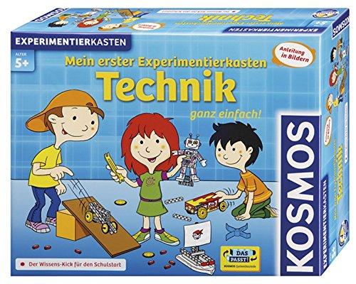 Kosmos 602239 Kit de experimentos Juguete y Kit de Ciencia para niños -...