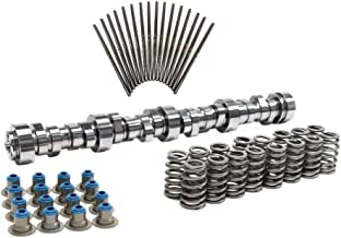 Brian Tooley Racing BTR Truck Stage 3 CAM Spring and Pushrod Kit Fits Silverado Sierra Vortec 4.8 5.3 6.0 6.2