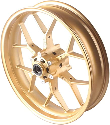 discount Mallofusa popular Aluminum Alloy Front Wheel/Rim fits for Honda CBR 1000RR 2012 outlet sale 2013 2014 Gold outlet online sale
