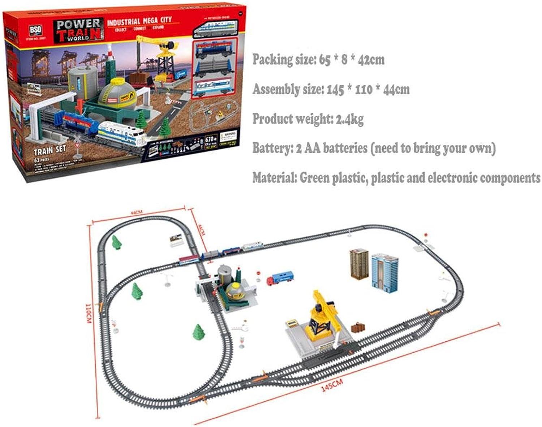 venta City Heavy Haul Train 63 piezas de de de caja (670 cm de longitud total)  promociones