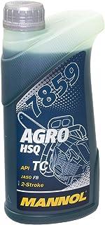 2-takt Agro speciaal voor motorzagen van het merk HUSQVARNA, 1 liter.