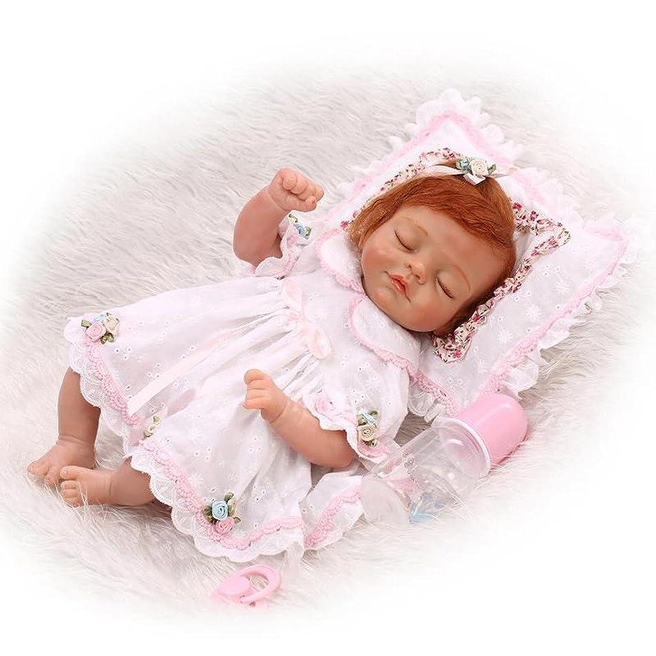 ロードハウス絶対に菊17インチLovely Rare Sweet Sleeping Rebornベビーガール人形
