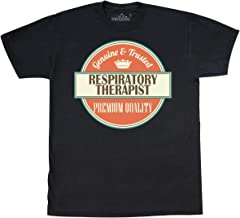 inktastic Respiratory Therapist Funny Gift Idea T-Shirt