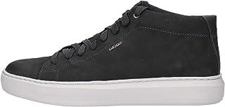 Geox U Deiven A, Sneaker a Collo Alto Uomo