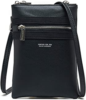AnnabelZ Small Crossbody Bag Mini Cell Phone Purse Wallet Shoulder Bag For Women