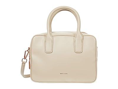 Matt & Nat Arlie Loom (Veil) Satchel Handbags