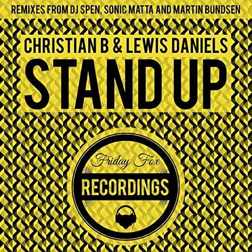 Christian B & Lewis Daniels