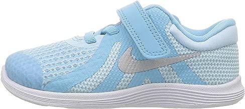 Nike Boys' Revolution 4 (TDV) Running Shoe, Dark Black-Cool Grey-White, 2C Regular US Toddler