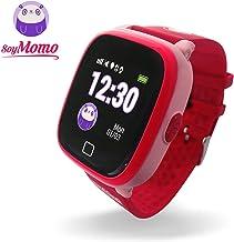 SoyMomo Reloj GPS Niño, Modelo H2O, botón SOS, Llamadas,