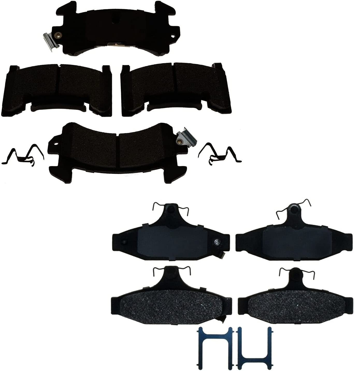 Replacement Ranking TOP1 Value Easy-to-use Disc Pad Kit Brake