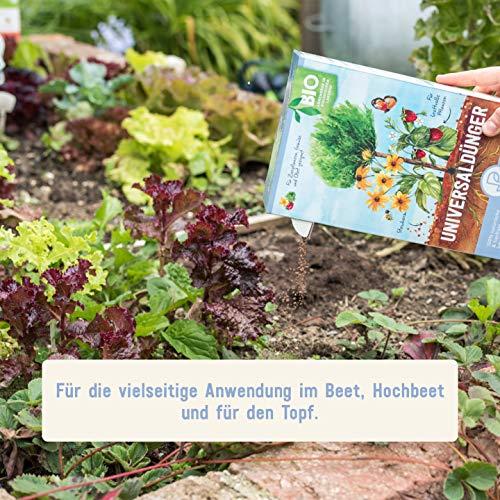 Plantura Bio Universaldünge - 6