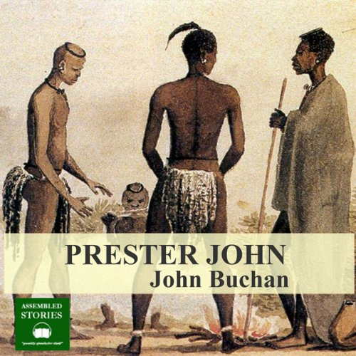 Prester John audiobook cover art