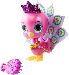 Princesa De Disney Pets Palace - Peludo Cola Amigos Muñeca - De Rapunzel Pavo Real, Sundrop