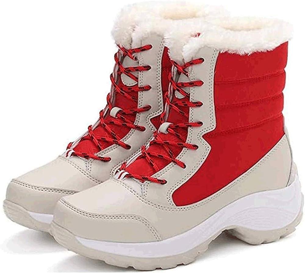 Winter Boots for Women Snow Boots Women Platform Warm Winter Boo