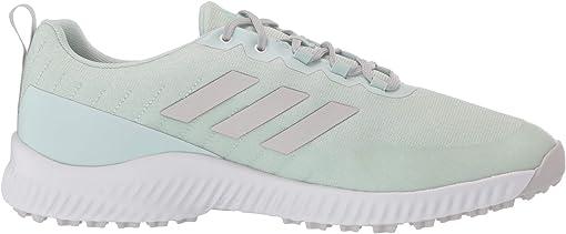Footwear White/Dash Green/Grey One