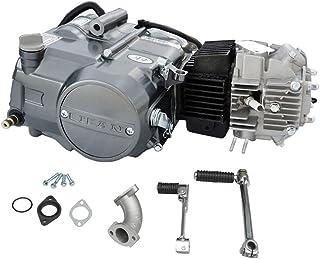 JCMOTO Lifan 125cc Engine Motor for XR50 CRF50 XR CRF 50 70 ATC70 SDG SSR 110 ATC70 Z50 CT70 CL70 SL70 XL ST70 Dirt Pit Bike Kawasaki Apollo Motorcycle