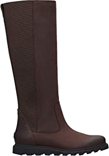 Sorel Women's Ainsley Tall Knee-High Leather Boot