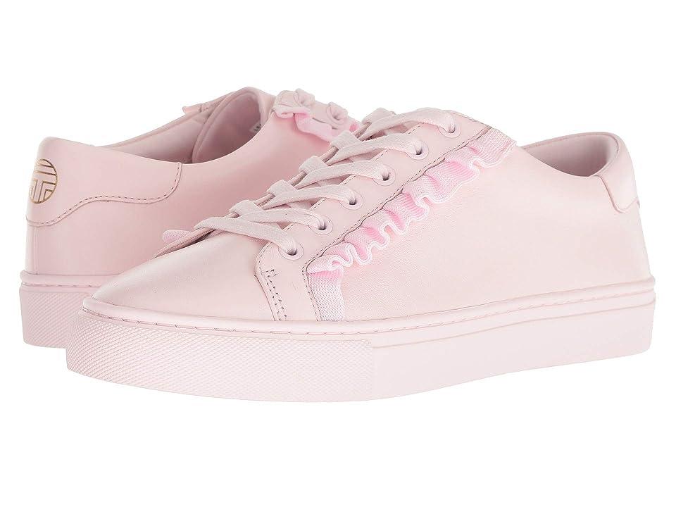 Tory Sport Ruffle Sneaker (Cotton Pink/Cotton Pink/Cotton Pink) Women