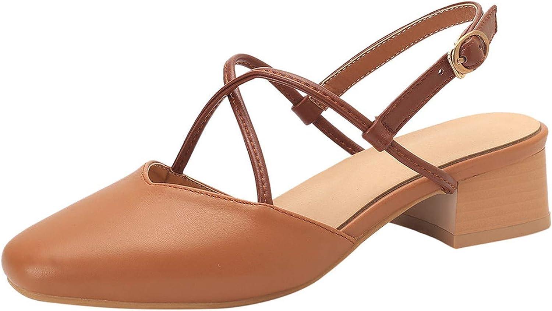 Yeenvan 2019 Sandales women Flat Sandals for Women shoes De women Zapatillas women,Brown,42,