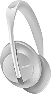 Bose  794297-0300 Noise Cancelling Wireless Bluetooth Headphones 700, Silver