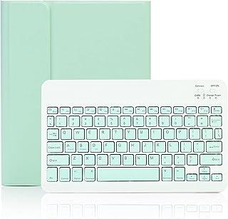 Do etui na klawiaturę do iPada Air1 / Air2 9.7, wbudowany uchwyt na długopis Futerał ochronny Zdejmowana magnetyczna osłon...