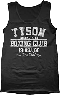 Funny Threads Outlet Tyson Boxing Club Tank Top