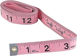SINGER 218 Fita métrica de 152 cm, pacote com 2