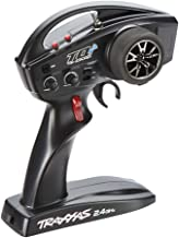 Traxxas TX TQi Link Enabled 2.4 GHz Hi Output 4-Channel Vehicle, Black
