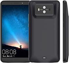 Idealforce Huawei Mate 10 Battery Charger Case,6000mAh External Magnetic Battery Packs,Rechargeable Portable Power Charger,Protective Charging Case for Huawei Mate 10