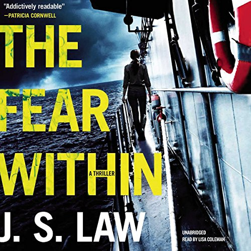 The Fear Within audiobook cover art