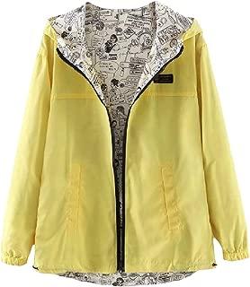 Energy Womens Hoodie Oversize Lounge Pocket Long-Sleeve Zip Outwear Jacket