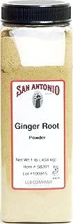1-Pound Premium Ground Ginger Root Powder