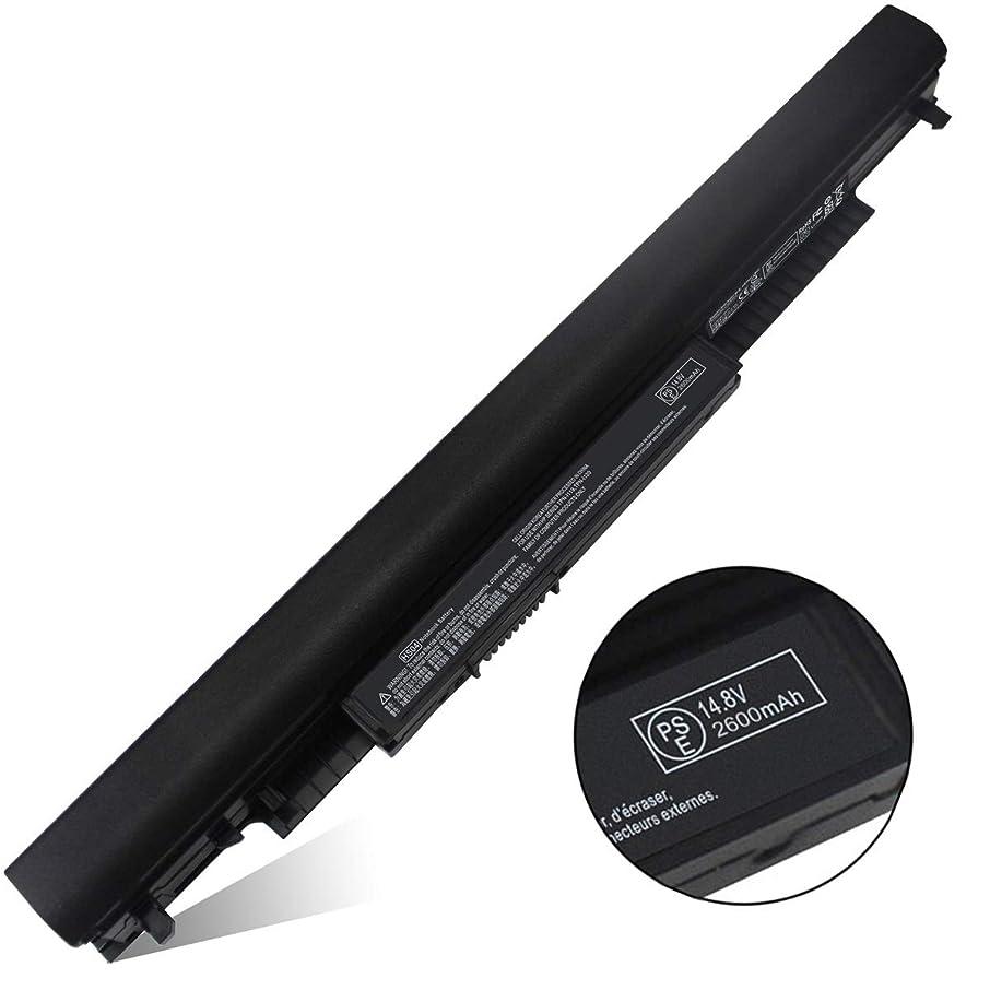 ECHEER HS04 Laptop Battery for HP 240 245 246 250 255 256 G4, HP Notebook 14 14g 15 15g 14q 15q Series, Fit HS03 HSO4 807956-001 HSTNN-LB6U HSTNN-LB6V 807612-421 807611-131 HS04041-CL-2600mAh