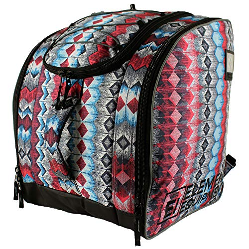 Element Equipment Boot Bag Deluxe Snowboard Ski Backpack Aztec