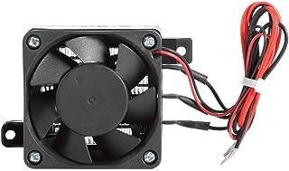 Calentador PTC, Fydun Temperatura Constante Ventilador PTC Calentador para automóvil Incubadora de calefacción de Espacios pequeños para Calentador, humidificador, Aire Acondicionado (12V 150W)